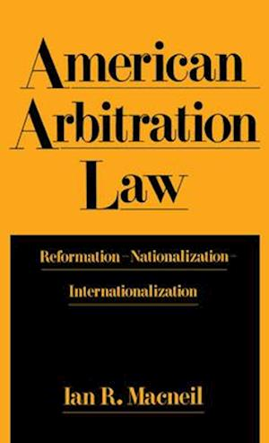 American Arbitration Law