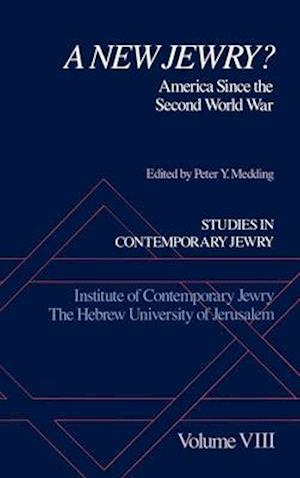 A New Jewry?: America Since the Second World War