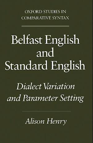 Belfast English and Standard English