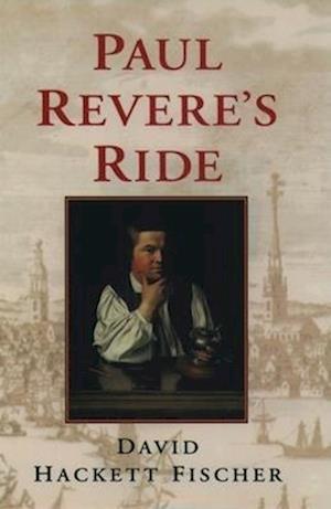 Bog, hardback Paul Revere's Ride af David Hackett Fischer