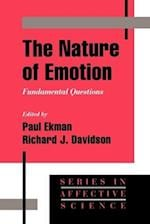 The Nature of Emotion (Series in Affective Science)