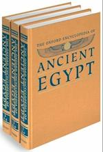 The Oxford Encyclopedia of Ancient Egypt
