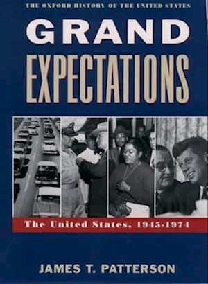 Bog, paperback Grand Expectations af James T Patterson