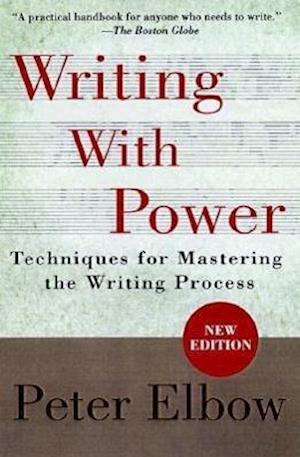 Bog, paperback Writing With Power af Peter Elbow