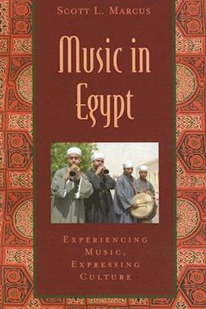 Bog, ukendt format Music in Egypt: Includes CD af Scott Marcus