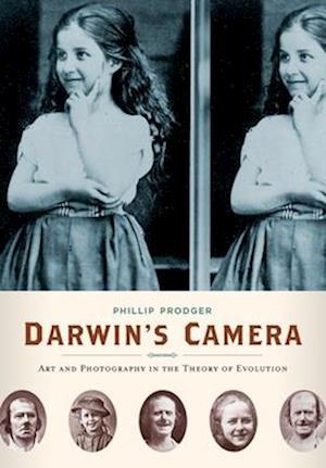 Bog, hardback Darwin's Camera af Phillip Prodger