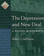 The Depression and New Deal (Pages from History Paperback)