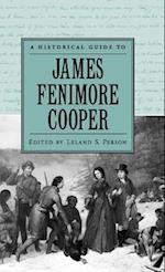 A Historical Guide to James Fenimore Cooper (Historical Guides to American Authors Hardcover)