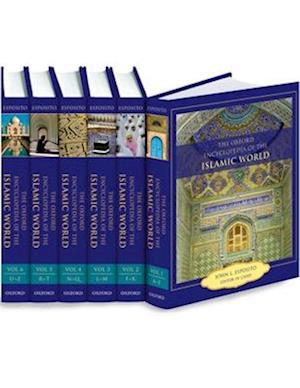 Bog hardback Oxford Encyclopedia of the Islamic World af John L Esposito