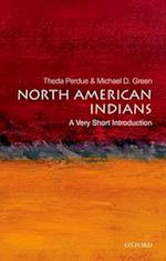 North American Indians (VERY SHORT INTRODUCTIONS)