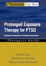 Prolonged Exposure Therapy for PTSD (Treatments That Work)
