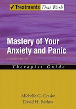 Mastery of Your Anxiety and Panic (Treatments That Work)