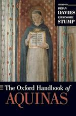 The Oxford Handbook of Aquinas af Brian Davies, Eleanore Stump