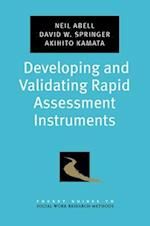 Developing and Validating Rapid Assessment Instruments (Pocket Guides to Social Work Research Methods)