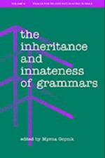 Inheritance and Innateness of Grammars (Vancouver Studies in Cognitive Science)
