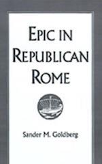 Epic in Republican Rome