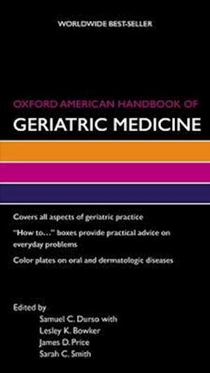 Bog ukendt format Oxford American Handbook of Geriatric Medicine af Sarah Smith Lesley Bowker Samuel C Durso