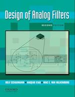 Design of Analog Filters 2nd Edition (Oxford Series in Electrical and Computer Engineering)