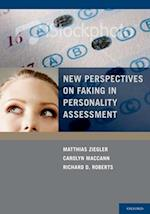 New Perspectives on Faking in Personality Assessments af Carolyn MacCann, Matthias Ziegler, Richard D Roberts