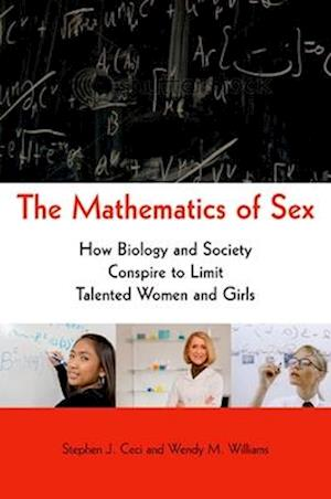 Bog, hardback The Mathematics of Sex af Stephen J Ceci, Wendy M Williams