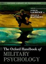 The Oxford Handbook of Military Psychology (Oxford Library of Psychology)