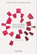 Uniform Evidence af Jeremy Gans
