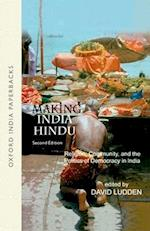 Making India Hindu (Oxford India Collection Paperback)