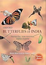 Butterflies of India af Jagdish Punetha, Thomas Gay, Isaac Kehimkar