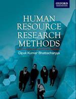 Human Resource Research Methods