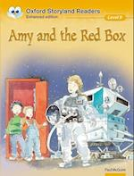 Oxford Storyland Readers: Level 9: Amy and the Red Box af Paul Mcguire