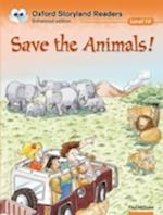 Oxford Storyland Readers: Level 10: Save the Animals! af Paul Mcguire