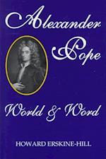Alexander Pope (PROCEEDINGS OF THE BRITISH ACADEMY, nr. 91)