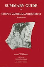 Summary Guide to Corpus Vasorum Antiquorum