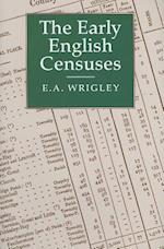 The Early English Censuses (RECORDS OF SOCIAL AND ECONOMIC HISTORY NEW SERIES, nr. 46)