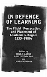 In Defence of Learning (PROCEEDINGS OF THE BRITISH ACADEMY, nr. 169)