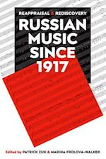 Russian Music Since 1917 (PROCEEDINGS OF THE BRITISH ACADEMY, nr. 209)