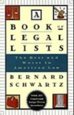 Book of Legal Lists