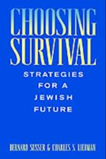 Choosing Survival: Strategies for a Jewish Future