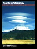 Mountain Meteorology: Fundamentals and Applications