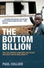 Bottom Billion: Why the Poorest Countries are Failing and What Can Be Done About It