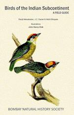 Birds of the Indian Subcontinent (Bombay Natural History Society)