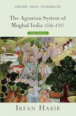The Agrarian System of Mughal India