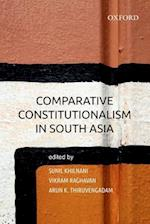 Comparative Constitutionalism in South Asia