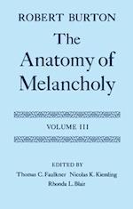 The Anatomy of Melancholy (ANATOMY OF MELANCHOLY, nr. )