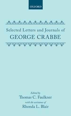 Selected Letters and Journals of George Crabbe