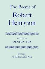 The Poems af Robert Henryson
