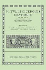 Cicero Orationes. Vol. I (Oxford Classical Texts)