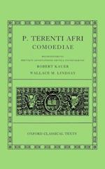 Terence Comoediae (Oxford Classical Texts)