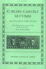 Pliny the Younger Epistularum Libri Decem (Oxford Classical Texts)