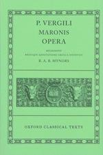 Virgil Opera (Oxford Classical Texts)